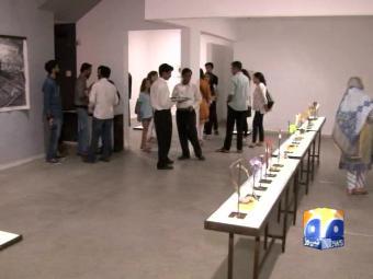 Art exhibition highlights class disparity.