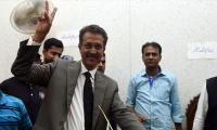 Mayor-elect Waseem Akhtar to run Karachi from behind bars