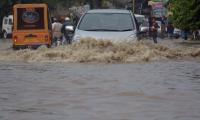 Rain wreaks havoc in Lahore, two children killed