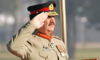 COAS Sharif phones Afghan president, condemns university attack