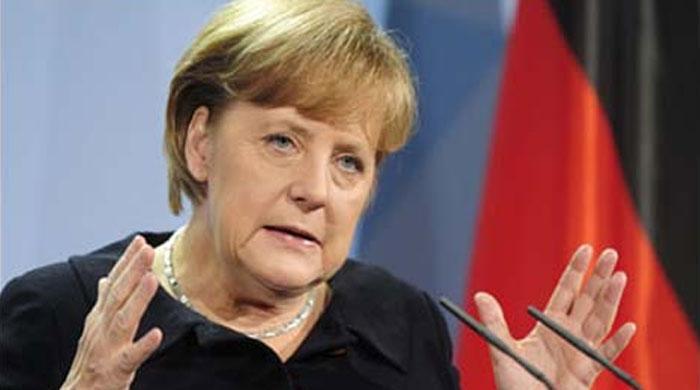 Czech police detain suspect in Merkel road incident