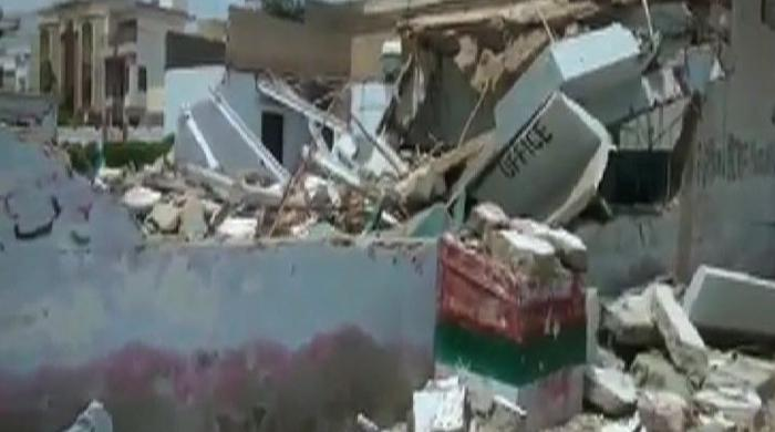32 MQM offices to be demolished in Karachi