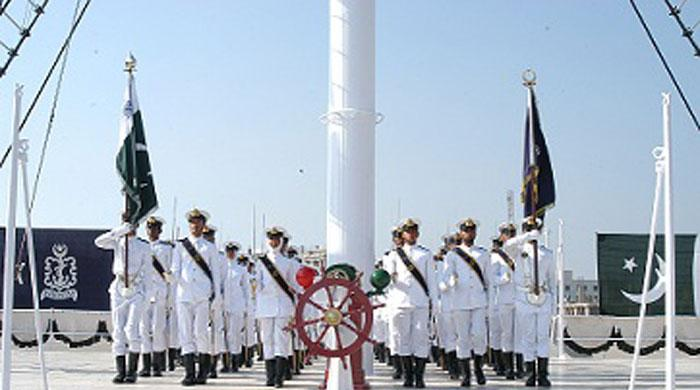 NA Standing Committee on Defence members visit Naval HQ