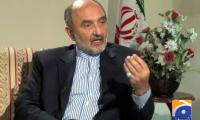 Afghan unrest not in Pakistan's interest: Iranian ambassador
