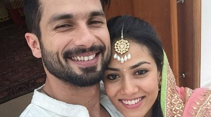 Shahid Kapoor and Mira Rajput Kapoor blessed with a baby girl
