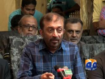 Sattar announces complete disassociation from MQM founder, London.