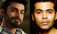 Karan Johar all praise for Fawad Khan