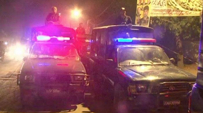 Four terrorists involved in Moon Market blast killed in Lahore