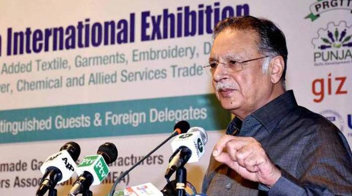 Pakistan on path to progress: Pervez Rashid