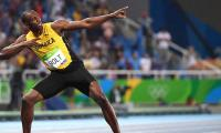 Bolt earns ten times more than other track stars