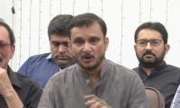 MQM's Asif Hasnain joins Mustafa Kamal's PSP