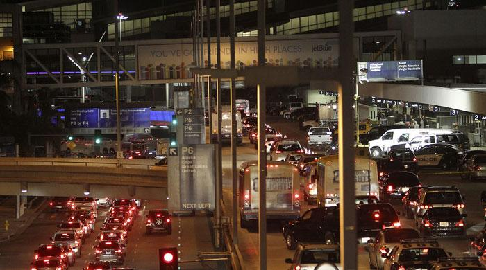 Police investigating unconfirmed reports of shots fired at Los Angeles airport