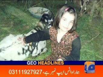 Geo News Headlines - 01 pm 29 August 2016