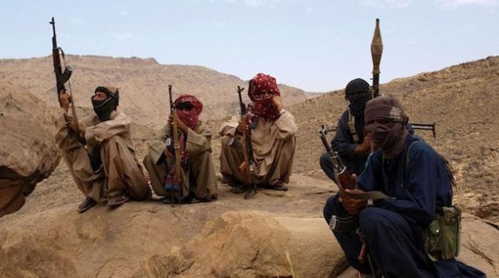 Second, third tier Baloch militants surrendered or killed