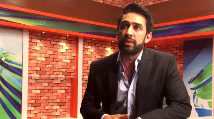 Ali Rehman's journey from TV to film