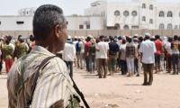 IS-claimed bombing against Yemen recruits kills 60