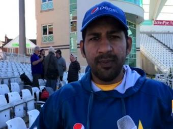 Sarfraz looks forward to repeating Lord's show in Nottingham.