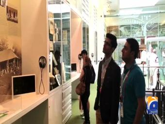 Lord's museum sets up Pakistan cricket history display.