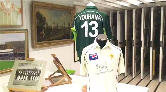 Lord's museum sets up Pakistan cricket history display