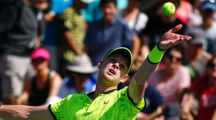 Britain's Edmund ends Gasquet's journey in US Open debut