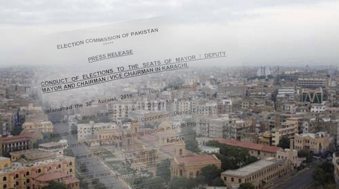 ECP issues victory notification for LG polls, winning candidatesto take oath today