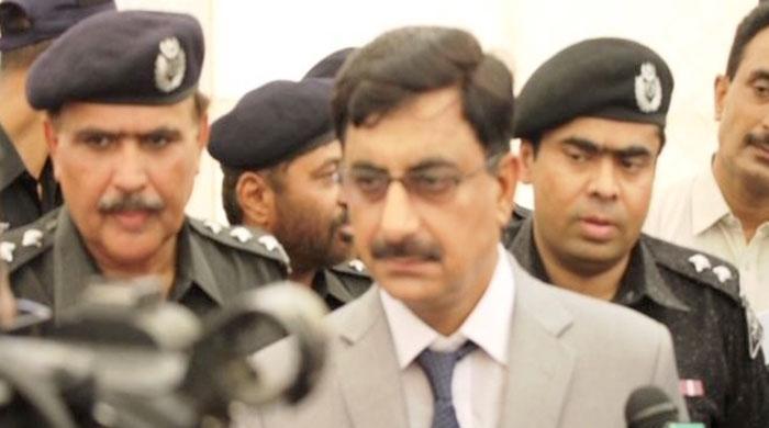 Prison doesn't care Waseem Akhtar is Karachi mayor: IG Prison