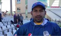 Sarfraz looks forward to repeating Lord's show in Nottingham