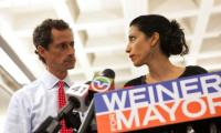 Clinton aide Huma Abedin separates from scandal-plagued husband