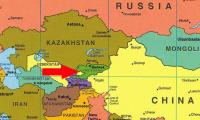 One dead, three wounded in blast at Chinese embassy in Kyrgyzstan