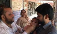 Refusal will be targeted first, no compromise on polio: ADC Central Shujaat Hussain