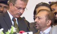 You can raze MQM offices but not break our mandate: Farooq Sattar