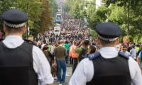 Over 450 people arrested during two-day Notting Hill Carnival