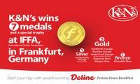 Pakistani company wins laurels at IFFA in Frankfurt, Germany