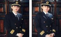 Pakistani pilot sisters make history
