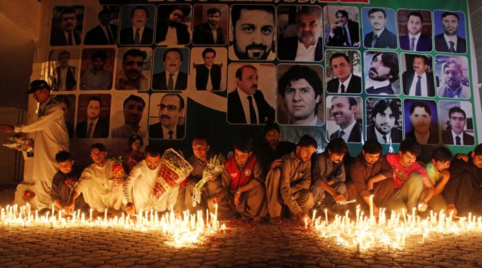 SC takes suo moto notice of Quetta suicide attack targeting lawyers