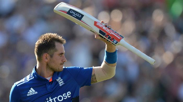 'It's a special feeling': Hales on record-breaking innings at Trent Bridge