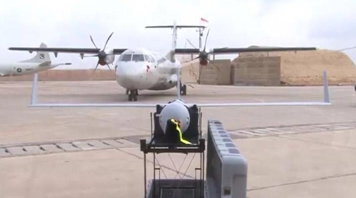 Pakistan Navy inducts ATR aircraft and Scaneagle UAV in fleet