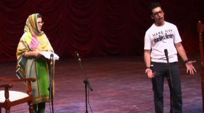 Interactive theatre in Peshawar highlights role of society in children's upbringing
