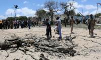Car bomb outside Somali President's Palace kills at least 10