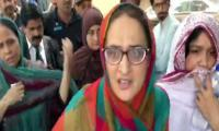 MQM arrested women workers confess to involvement in Aug 22 violence