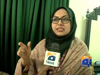 PTI candidate Ayesha Jutt demands recount in Vehari-I PP-232 by-election.