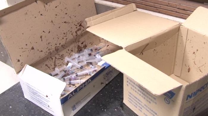 Karachi's medical waste problem