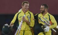 Finch and Bailey star as Australia clinch series win over Sri Lanka