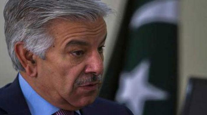 Asif says COAS' statement on India reflects govt policy