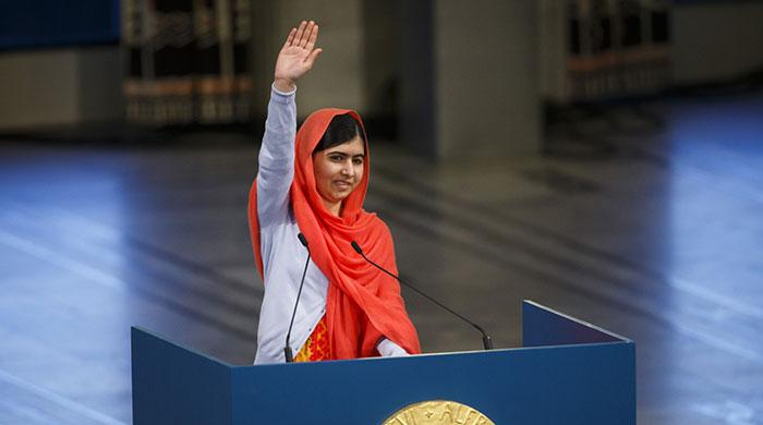 Malala calls on UN to take notice of Indian atrocities in Kashmir