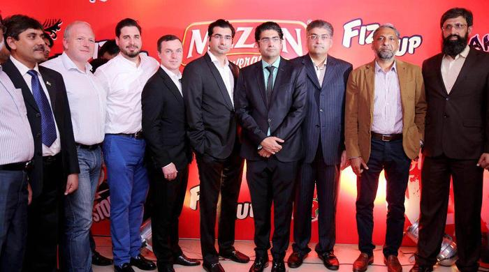 Corporate Launch of Mezan Beverages