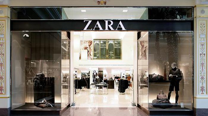 Zara owner Inditex profits rise on clothes sales surge