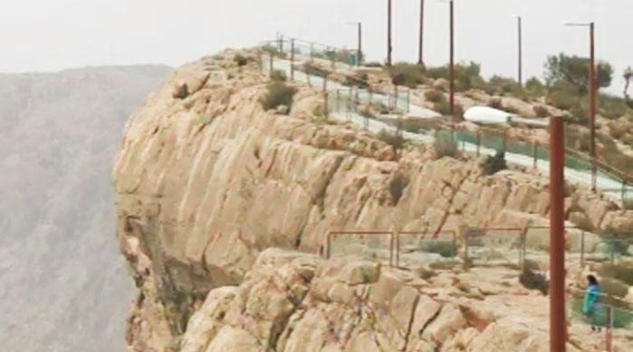 Forgotten development projects haunt Gorakh Hills