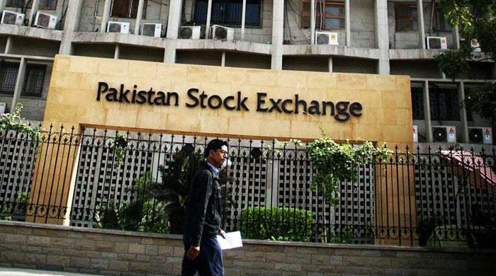 PSX 100-index falls 353 points ahead of monetary policy decision