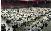 Peanut butter and jelly sandwiches, anyone? US university breaks world record